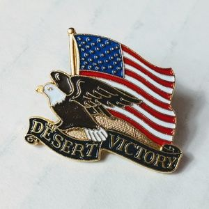 Other - Desert Storm Victory American Eagle